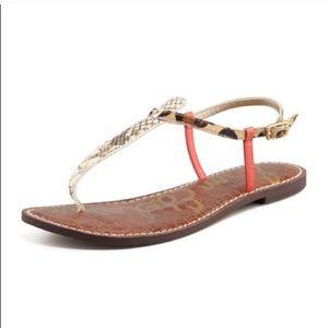 Sam Edelman Gigi Flamingo Sandal